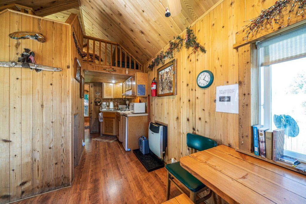 Dining Area, Kitchen, Loft (2500)