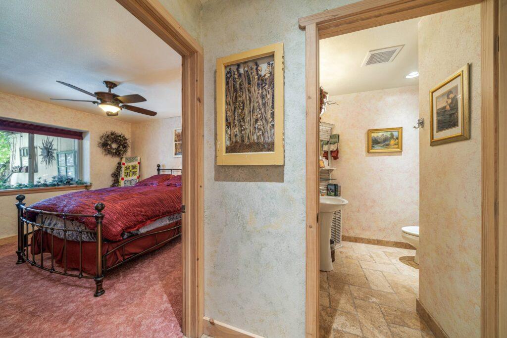 River View Suite + Private Bathroom (2500)