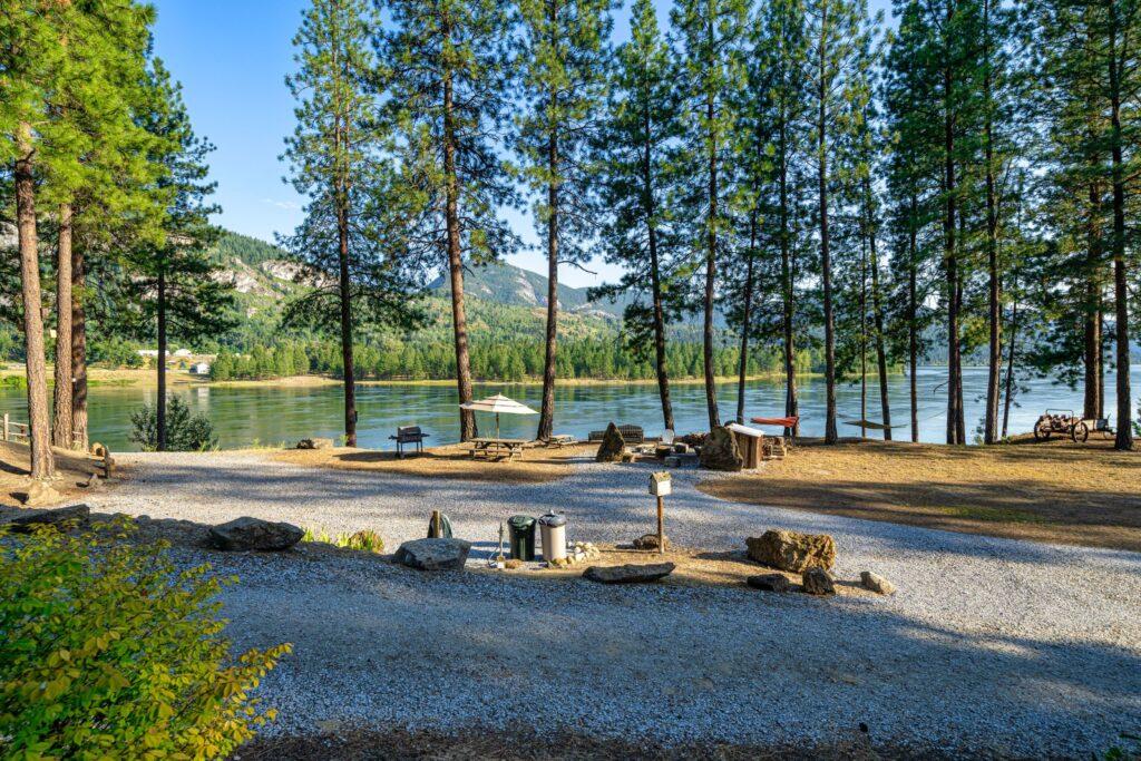 Overlook Camp Site (2500)